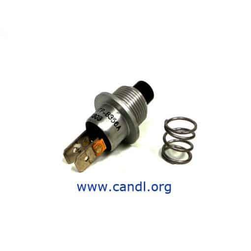 Push Button Switch for Mini Electric Deadman - Gammon GTP-8356A