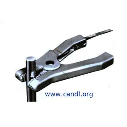 Static Super Clamp MIL SPEC - Gammon GTP-1101