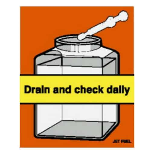 Drain Check Daily Jet