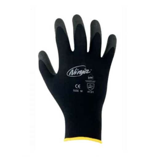 Ninja Black HPT Gloves