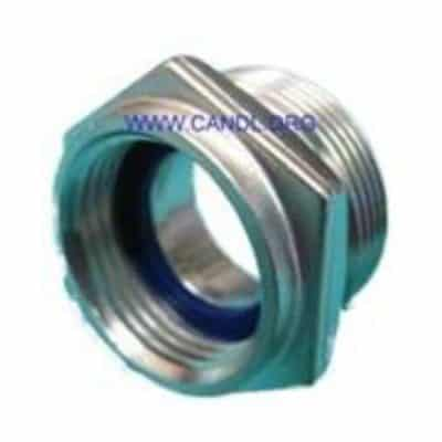 "threaded adaptor 1.00"" BSP F x 1.50"" BSP M"