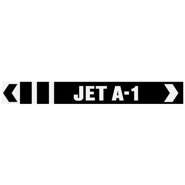 Jet A-1 Pipeline Sticker