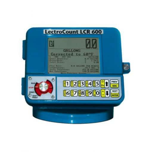 LectroCount LCR 600