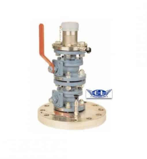 1.5-inch Sampling, Vent or Drain Unit - GBMY 3806M2 - Meggitt Fuelling