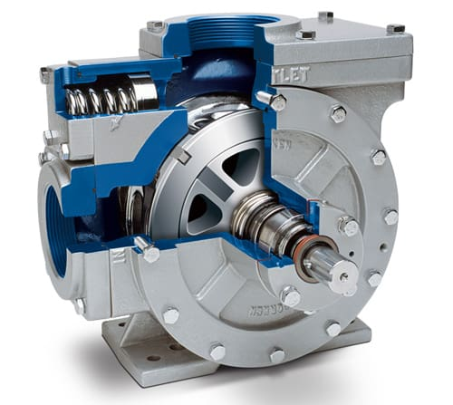Sliding Vane Pump Technology