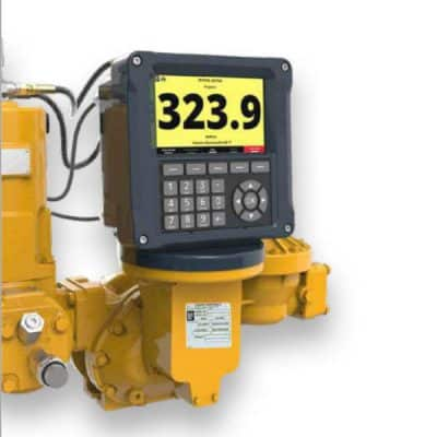LCR.IQ Meter Register and Data Controller - Liquid Controls
