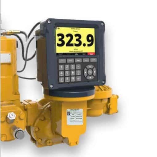 LCR.IQ Meter Register and Data Controller - Liquid Controls