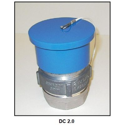 Dust Cover for 2inch OPW Fuel Loading Adapter