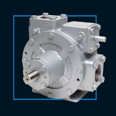 PZ Series Petroleum Pump Corken