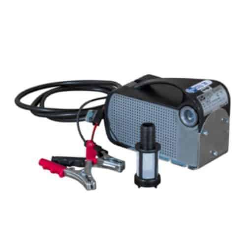 DC Tech 40 Vane Electric Pump - Adam Pumps