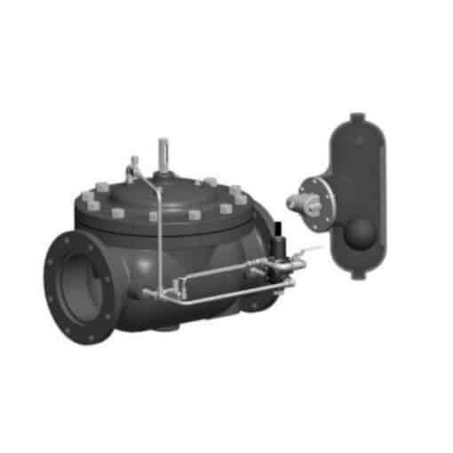 High Level Shut-Off Valve - Model 8106