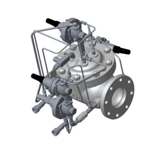 Model 114-2 Hydrant Control Valves
