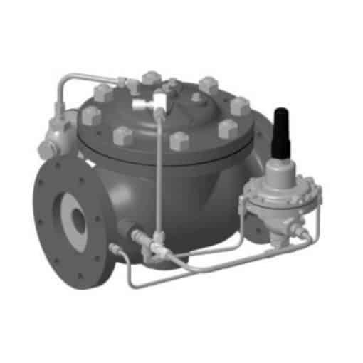 Model 120-5 Rate of Flow Surge Control Valve