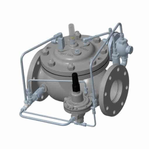Model 120-6PS Rate of Flow Control/Pump Suction Control/Check Valve