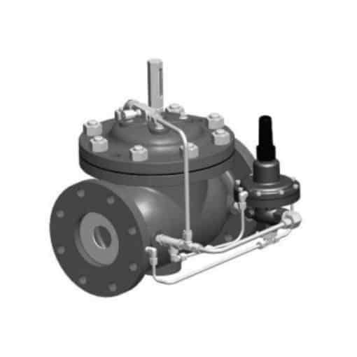Model 120 Rate of Flow Control Valve