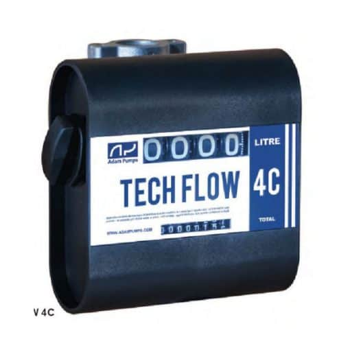 Tech Flow 4C - Flowmeter - Adam Pumps
