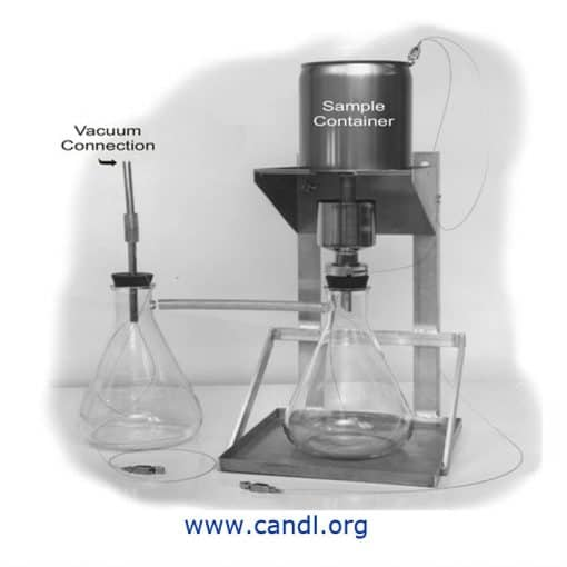 Apparatus for ASTM Test Method D5452 - Gammon GTP-8368