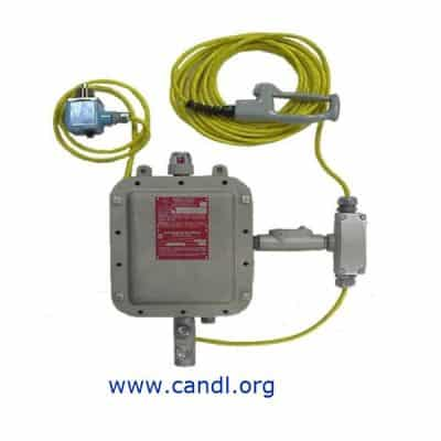 Combination Deadman and Control Water System - Gammon GTP-1750