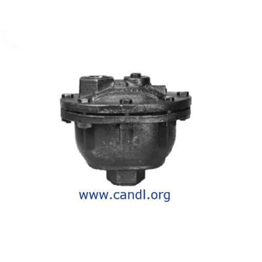Air Eliminator - Aluminium - Gammon GTP-21A