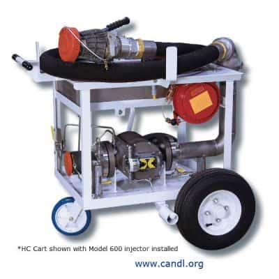 Portable Hydrant Cart (HC) - Hammonds
