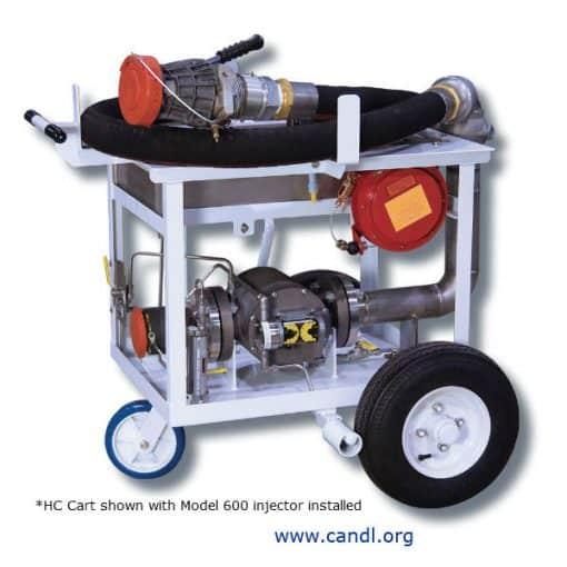 Portable Hydrant Cart (HC) - Hammonds