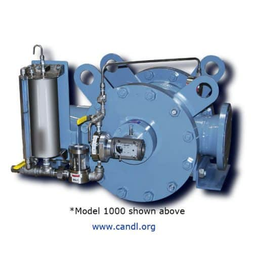 Terminal and Pipeline Injector Model 2000 - Hammonds
