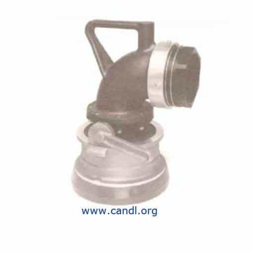 4-inch API Hydrant Coupler - F250 - Meggitt Fuelling