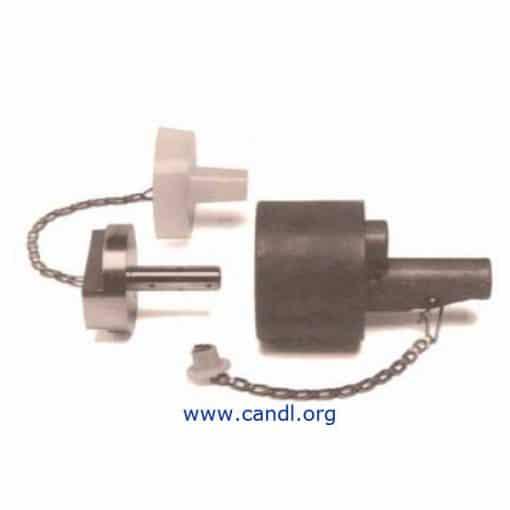 Air Fuel Sense Plug and Socket - F554 and F571 - Meggitt Fuelling
