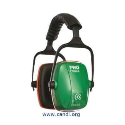 Cobra® Earmuffs Class 5 - 28dB - ProChoice® Safety Gear