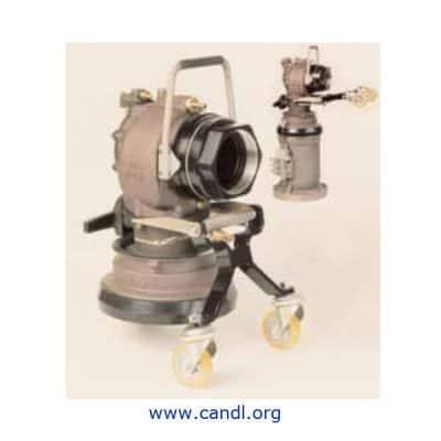 Intake Coupler Trolley - CCMY8530 - Meggitt Fuelling