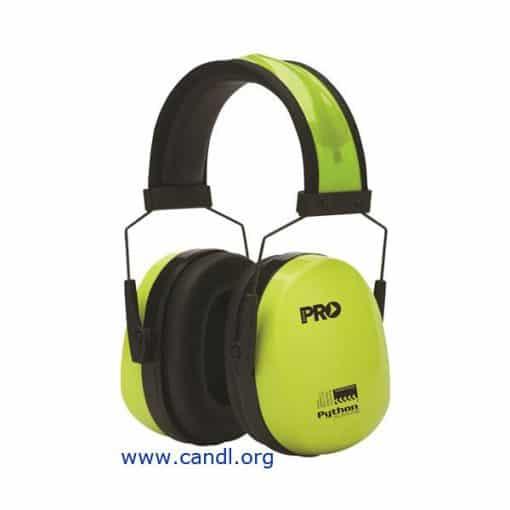 Python® Slimline Earmuffs Class 5, - 31db - ProChoice