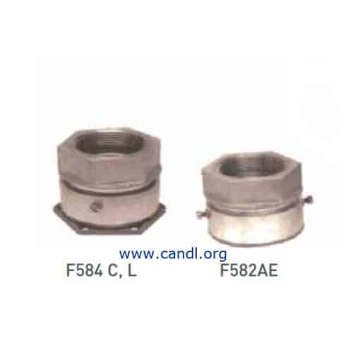Swivel Disconnects -F584 and F582 - Meggitt Fuelling