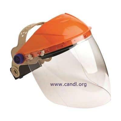 Browguard With Visor Clear Lens (Economy) - ProChoice