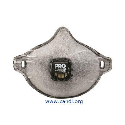 FSPG531 - Filterspec Replacement Dust Masks P2+Valve+Carbon