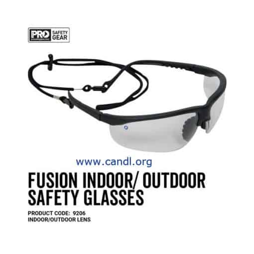 Fusion Safety Glasses - ProChoice® - 9208