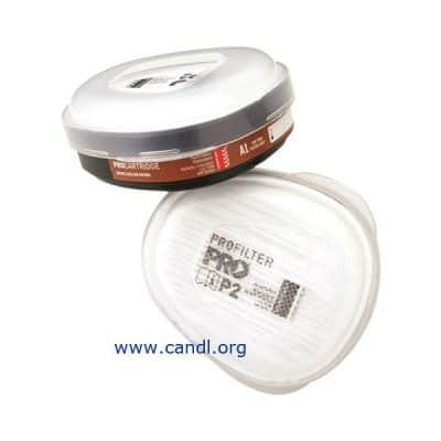 A1P2 Pro Cartridges For HMTPM - ProChoice® Safety Gear