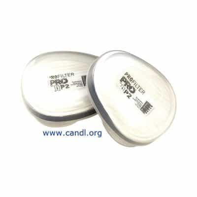 P2 Pro Cartridges For HMTPM Mask - ProChoice® Safety Gear