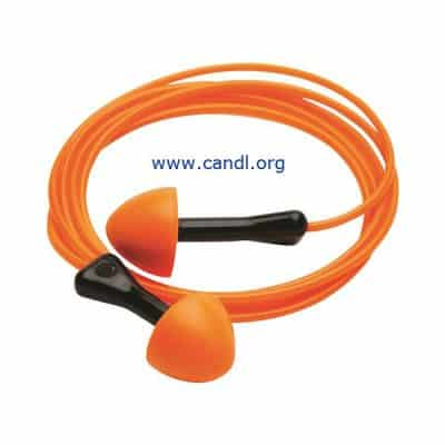Propod Disposable Corded Earplugs - ProChoice®-EPODC