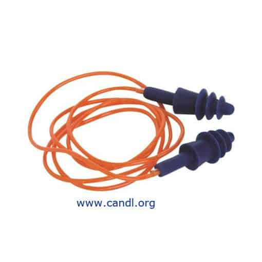 Prosil® Reusable Corded Earplugs - ProChoice