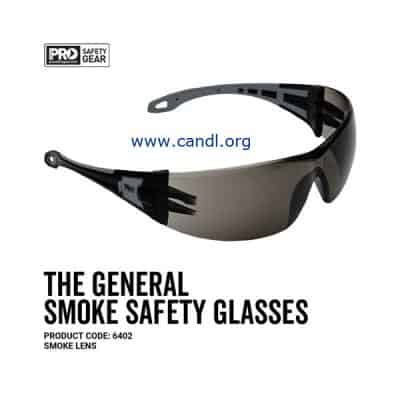 The General Safety Glasses Clear Lens - ProChoice® - 6402