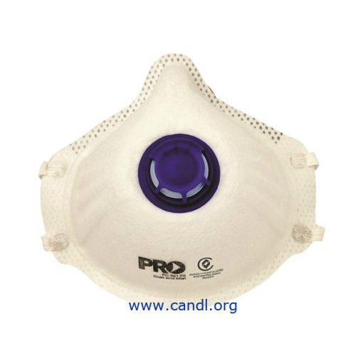Dust Masks P2+Valve - ProChoice