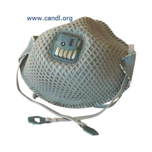 PC822 - Dust Masks Promesh P2+Valve - ProChoice® Safety Gear