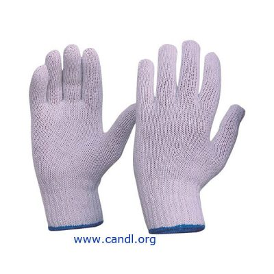 Knitted Poly/Cotton Gloves - ProChoice® Safety Gear