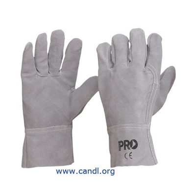 All Chrome Leather Gloves - ProChoice® Safety Gear