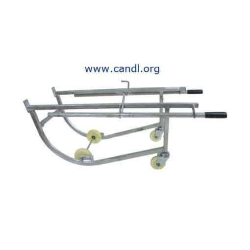 DDH104 - Tilting Drum Stand Trolley