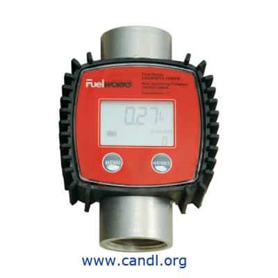 DITI15221002 - In-Line Digital Diesel Flow Meter
