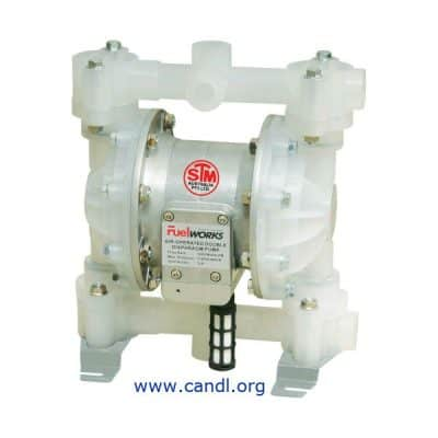DITI17150601V - Air Operated Diaphragm Pump