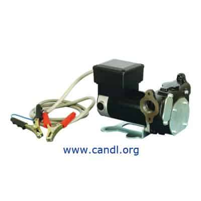 12/24 Volt High Volume Diesel Pump Motors - 56LPM
