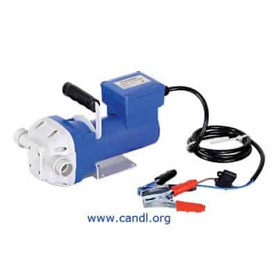 DITI17550250 - UREA/DEF 12/24 Volts Motor 25L/M Transfer Pump