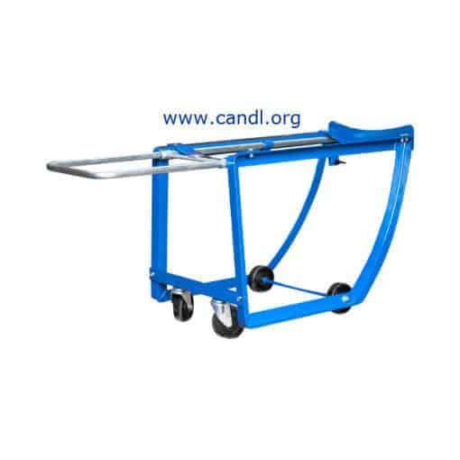 DJL41361 - Tilting 205 Litre Drum Trolley